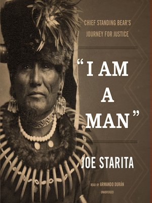 "cover image of ""I Am a Man"""