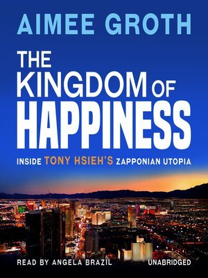 cover image of The Kingdom of Happiness