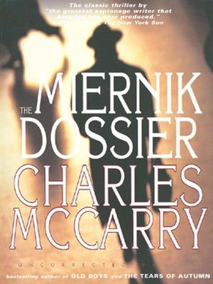 cover image of The Miernik Dossier