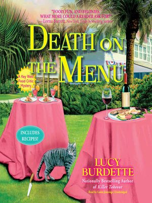 cover image of Death on the Menu
