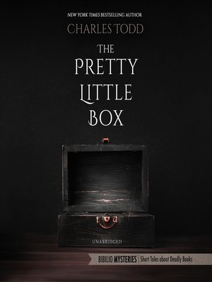 cover image of The Pretty Little Box