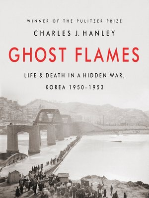 cover image of Ghost Flames