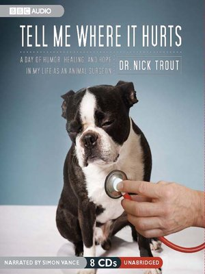 cover image of Tell Me Where It Hurts