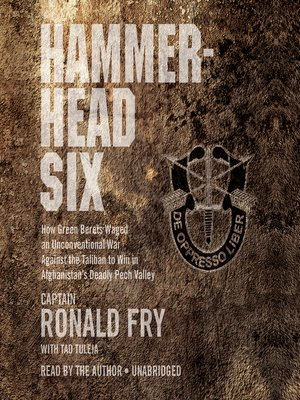 cover image of Hammerhead Six