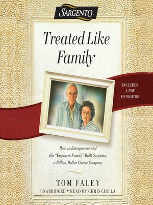 cover image of Treated  like Family