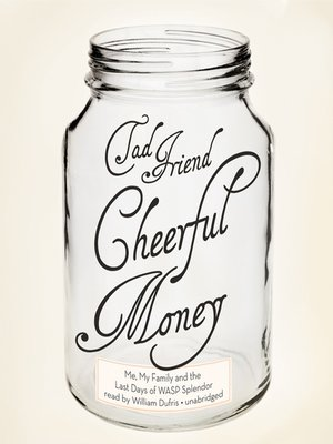 cover image of Cheerful Money