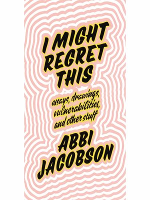 cover image of I Might Regret This