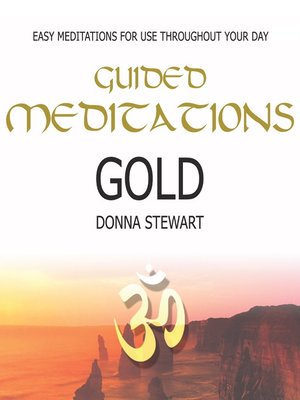 cover image of Guided Meditations Gold