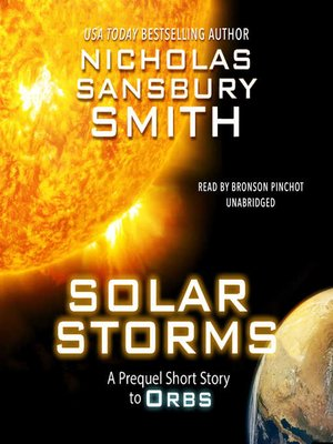 cover image of Solar Storms