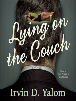 cover image of Lying on the Couch