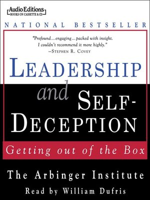 cover image of Leadership and Self-Deception