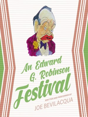 cover image of An Edward G. Robinson Festival