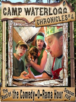 cover image of The Camp Waterlogg Chronicles 4