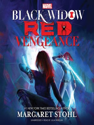 cover image of Black Widow: Red Vengeance
