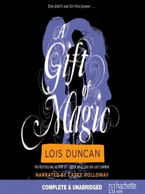 cover image of A Gift of Magic