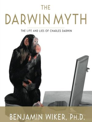 cover image of The Darwin Myth