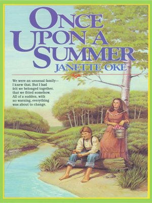 cover image of Once Upon a Summer