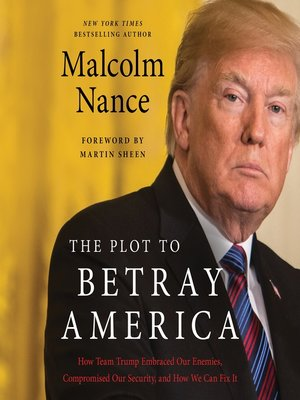 cover image of The Plot to Betray America
