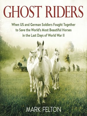 cover image of Ghost Riders