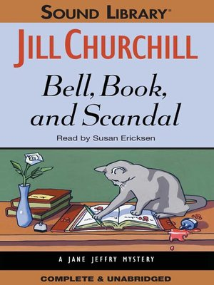 cover image of Bell, Book, and Scandal