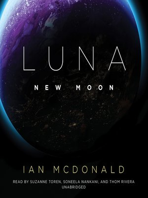 cover image of Luna: New Moon