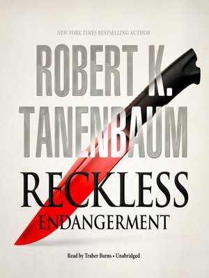cover image of Reckless Endangerment