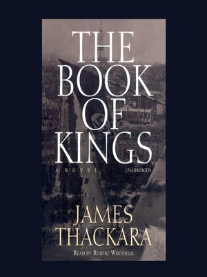 cover image of The Book of Kings