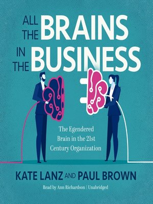cover image of All the Brains in the Business