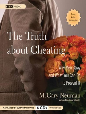 cover image of The Truth About Cheating