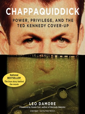 cover image of Chappaquiddick