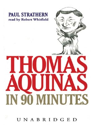 cover image of Thomas Aquinas in 90 Minutes