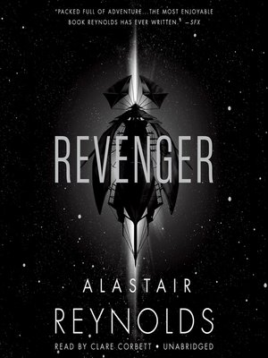 cover image of Revenger