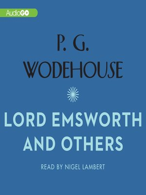 cover image of Lord Emsworth and Others