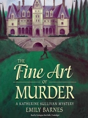 cover image of The Fine Art of Murder