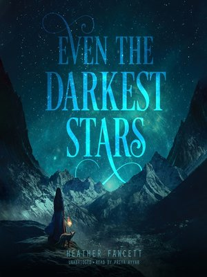 cover image of Even the Darkest Stars