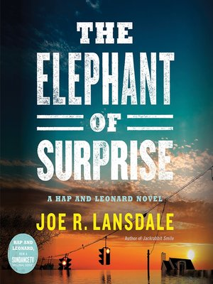 cover image of The Elephant of Surprise