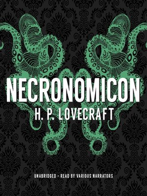 cover image of Necronomicon