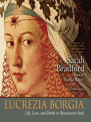 cover image of Lucrezia Borgia