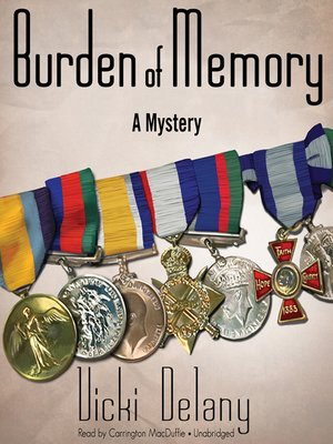 cover image of Burden of Memory