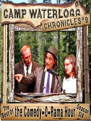 cover image of The Camp Waterlogg Chronicles 9