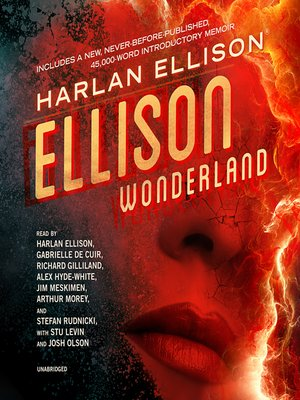 cover image of Ellison Wonderland
