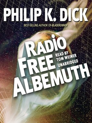 cover image of Radio Free Albemuth