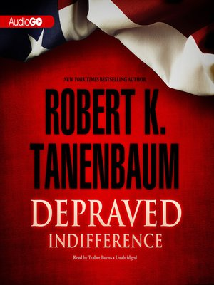 cover image of Depraved Indifference