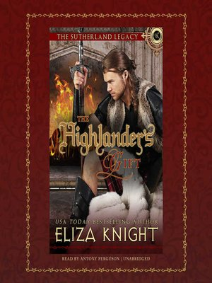 cover image of The Highlander's Gift