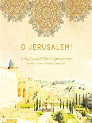 cover image of O Jerusalem!