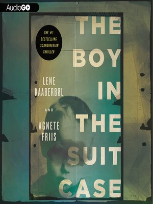 cover image of The Boy in the Suitcase