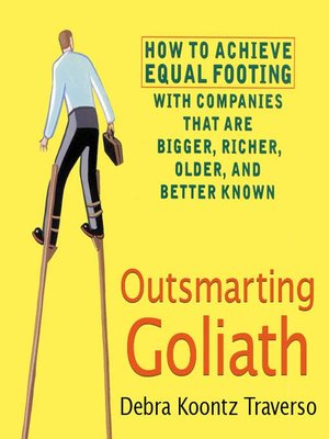 cover image of Outsmarting Goliath