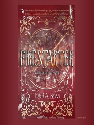 cover image of Firestarter
