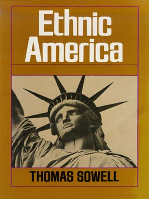 cover image of Ethnic America