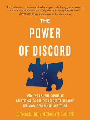cover image of The Power of Discord